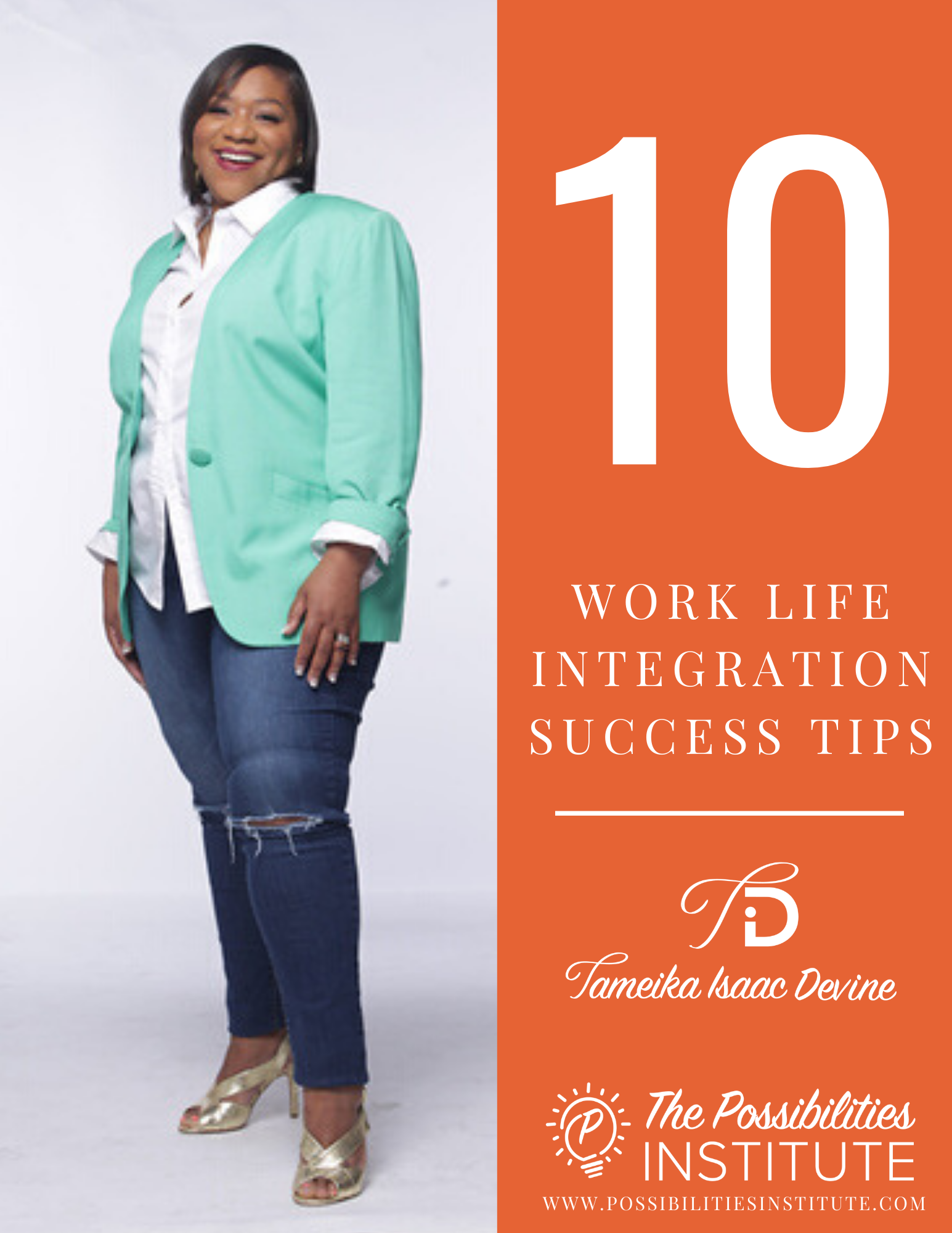 10 Work Life Integration Success Tips